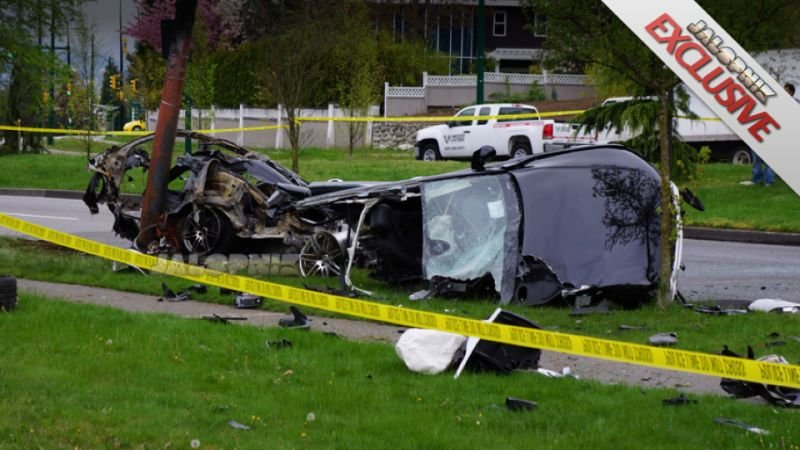 Latest Holy Cr*P How Did Anyone Survive This Explosive Audi Crash Free Download
