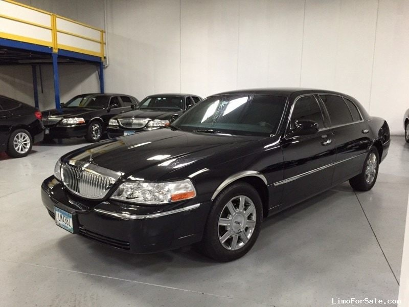 Latest Used 2011 Lincoln Town Car L Sedan Limo St Paul Free Download Original 1024 x 768