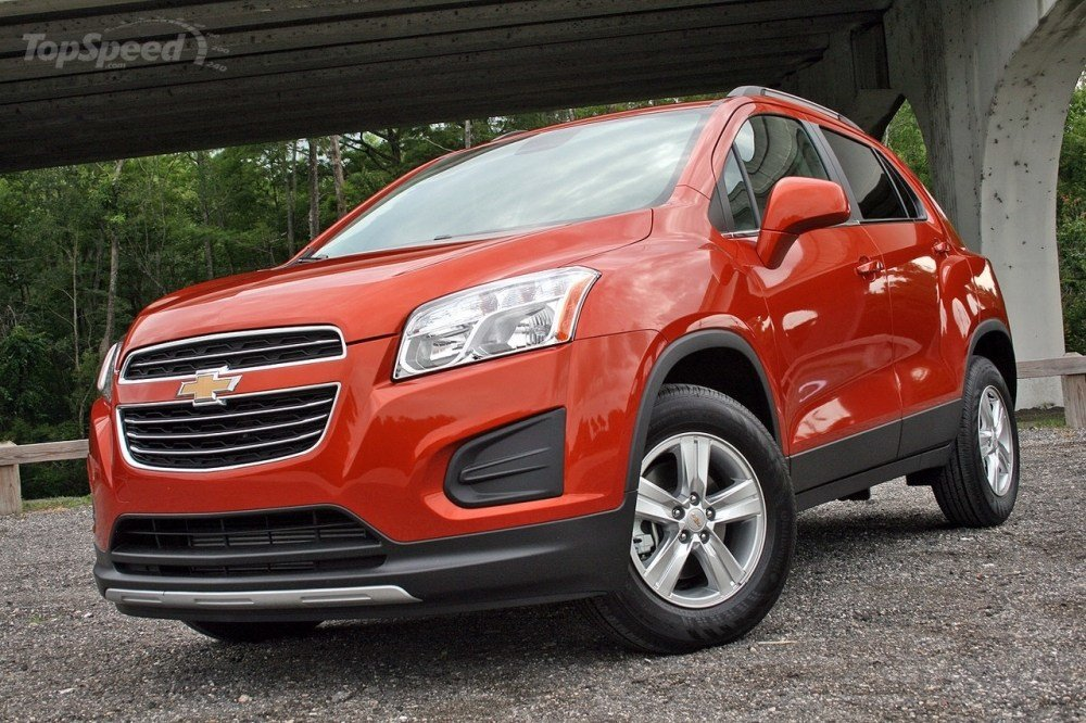 Latest 2019 Chevrolet Trax Rear Wallpapers For Android New Car Free Download
