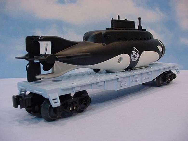 Latest Interesting An Orca Flat Car O Gauge Railroading On Free Download