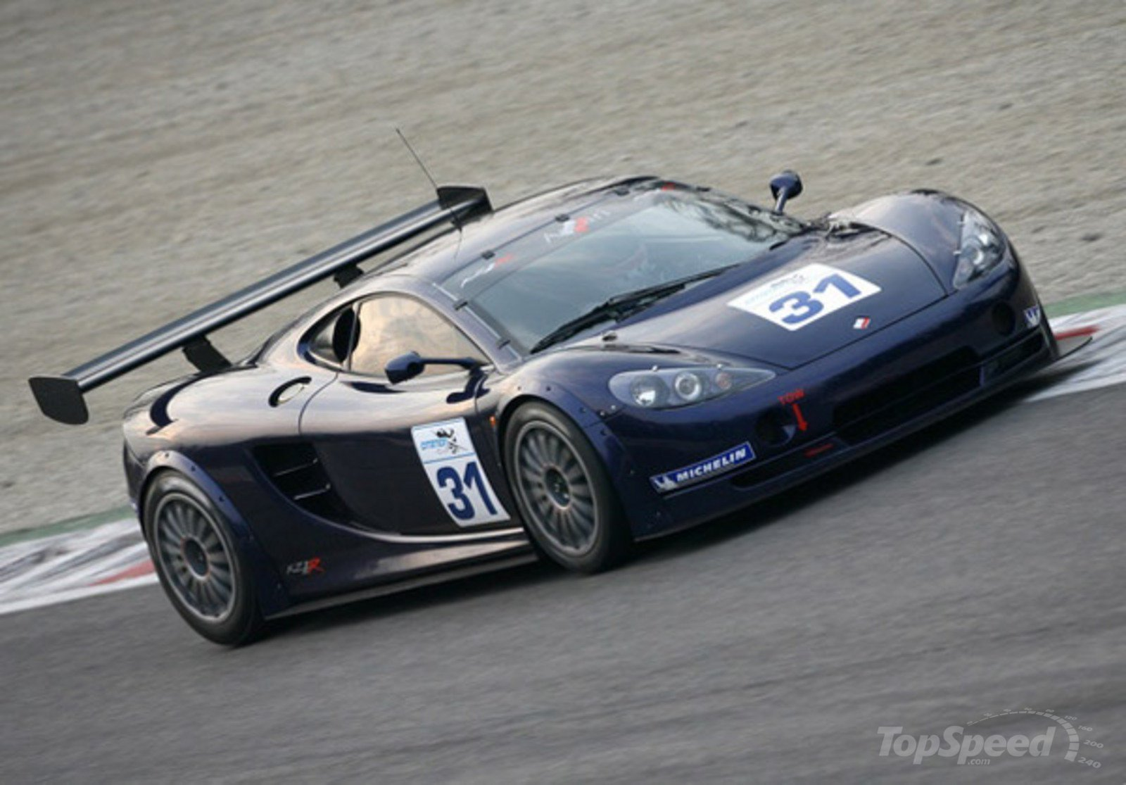 Latest 2007 Ascari Kz 1R Gt3 Review Top Speed Free Download