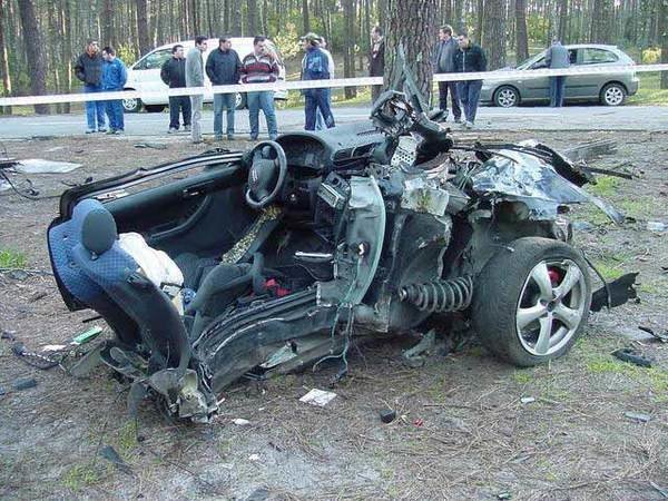 Latest Another Audi Crashed News Top Speed Free Download