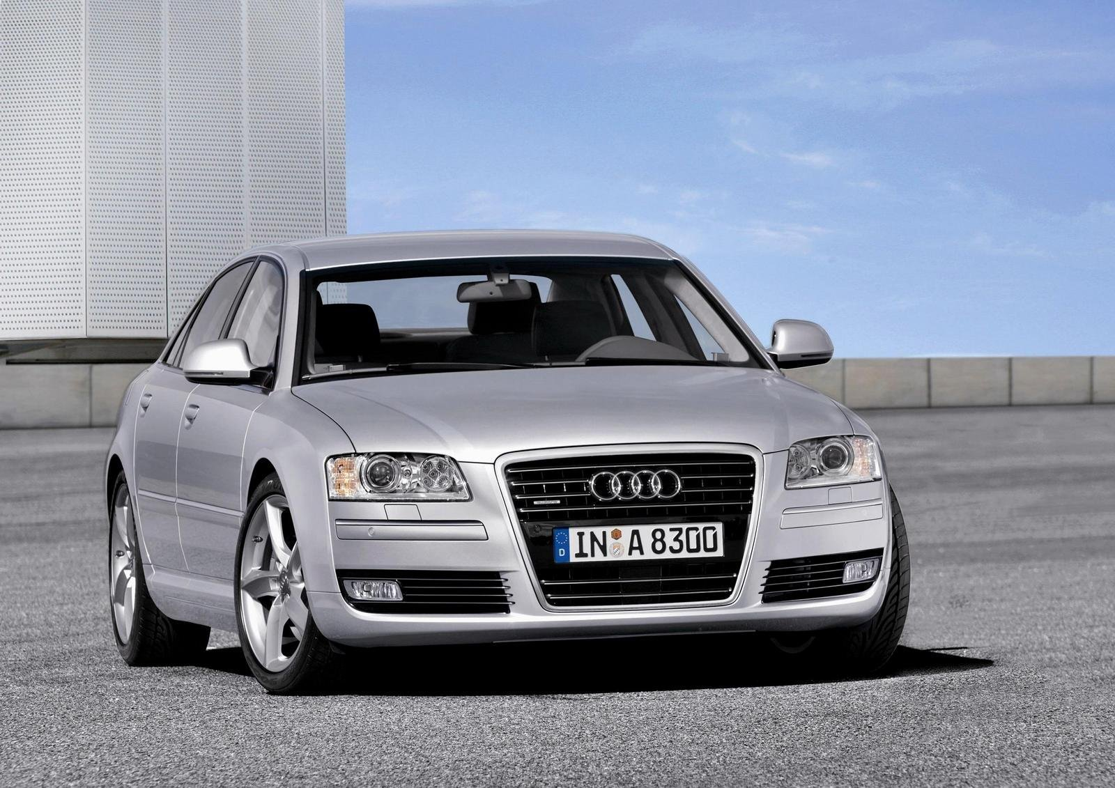 Latest 2008 Audi A8 Review Top Speed Free Download