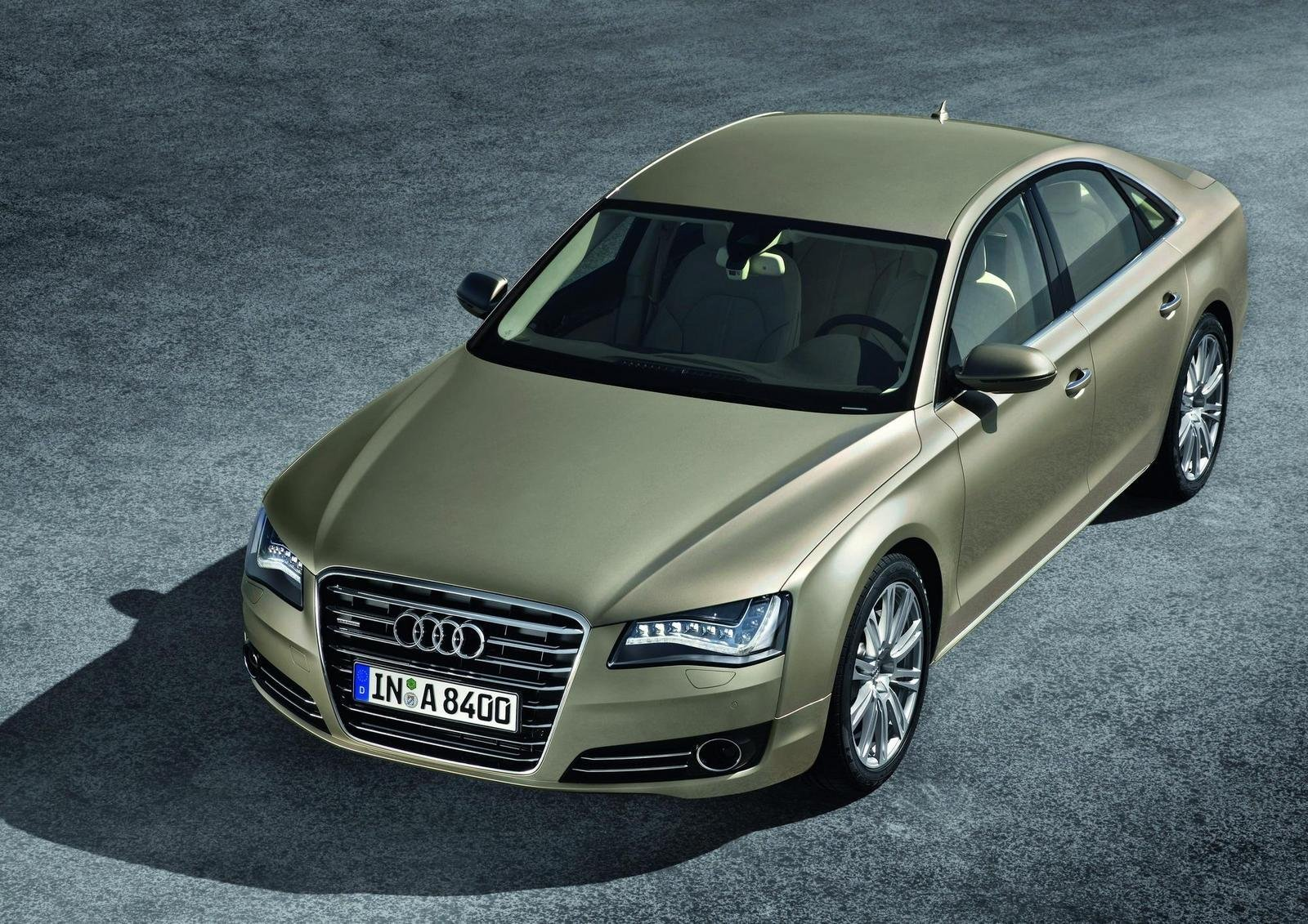 Latest 2011 Audi A8 Review Top Speed Free Download