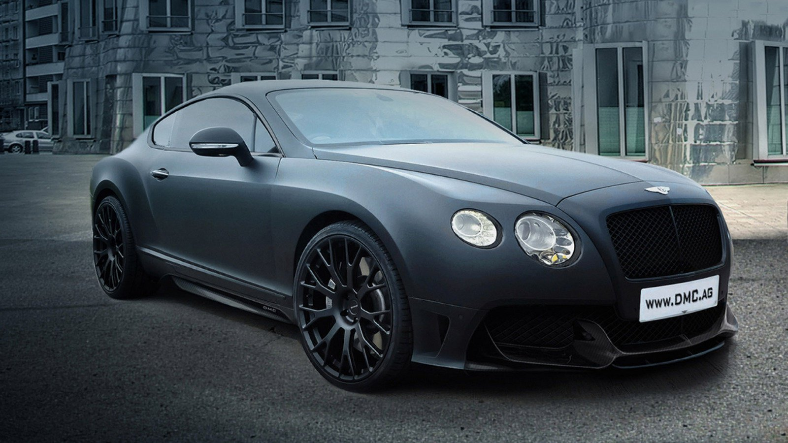Latest 2013 Bentley Continental Gt Duro China Edition By Dmc Free Download
