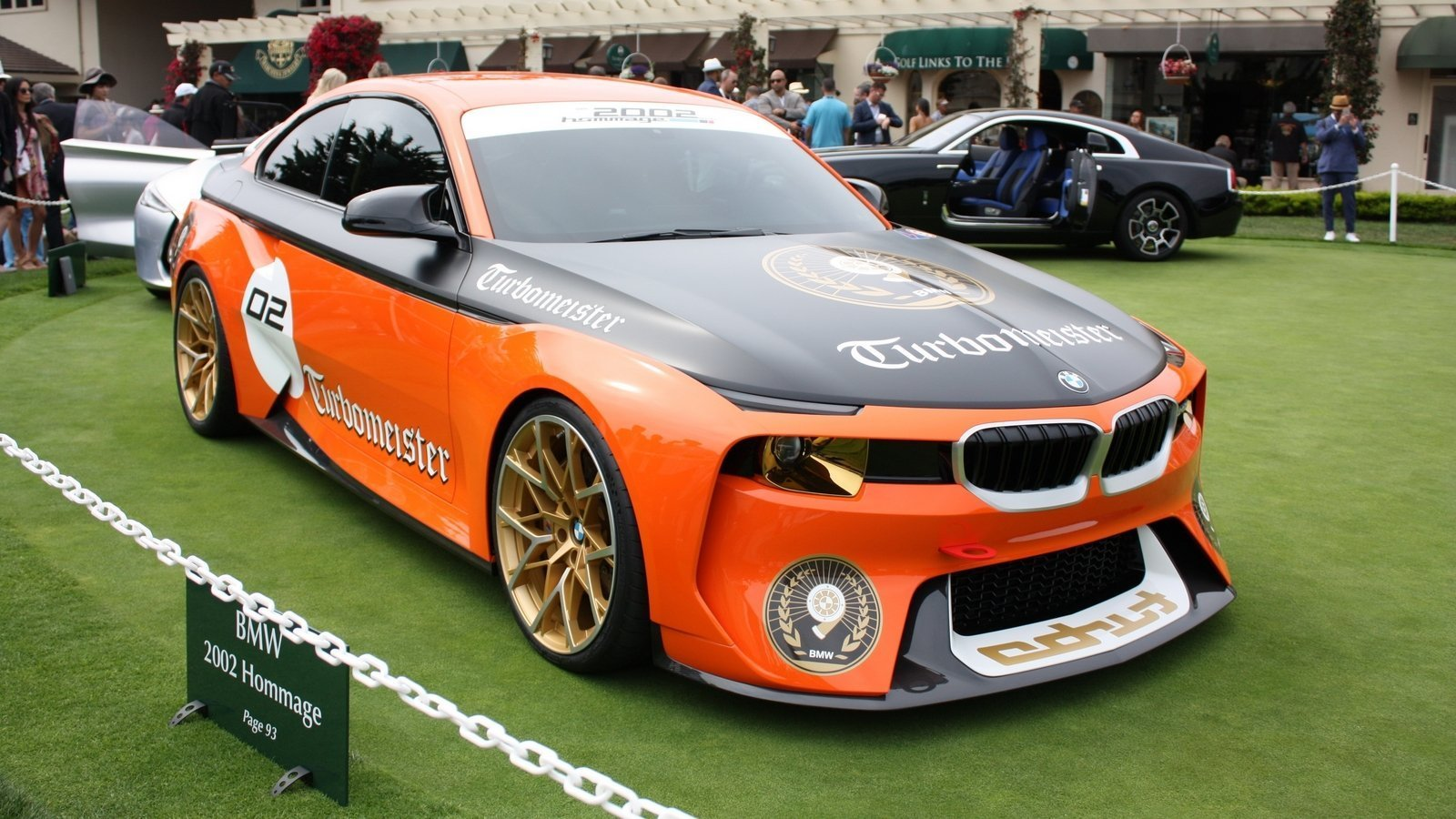 Latest 2016 Bmw 2002 Hommage Top Speed Free Download