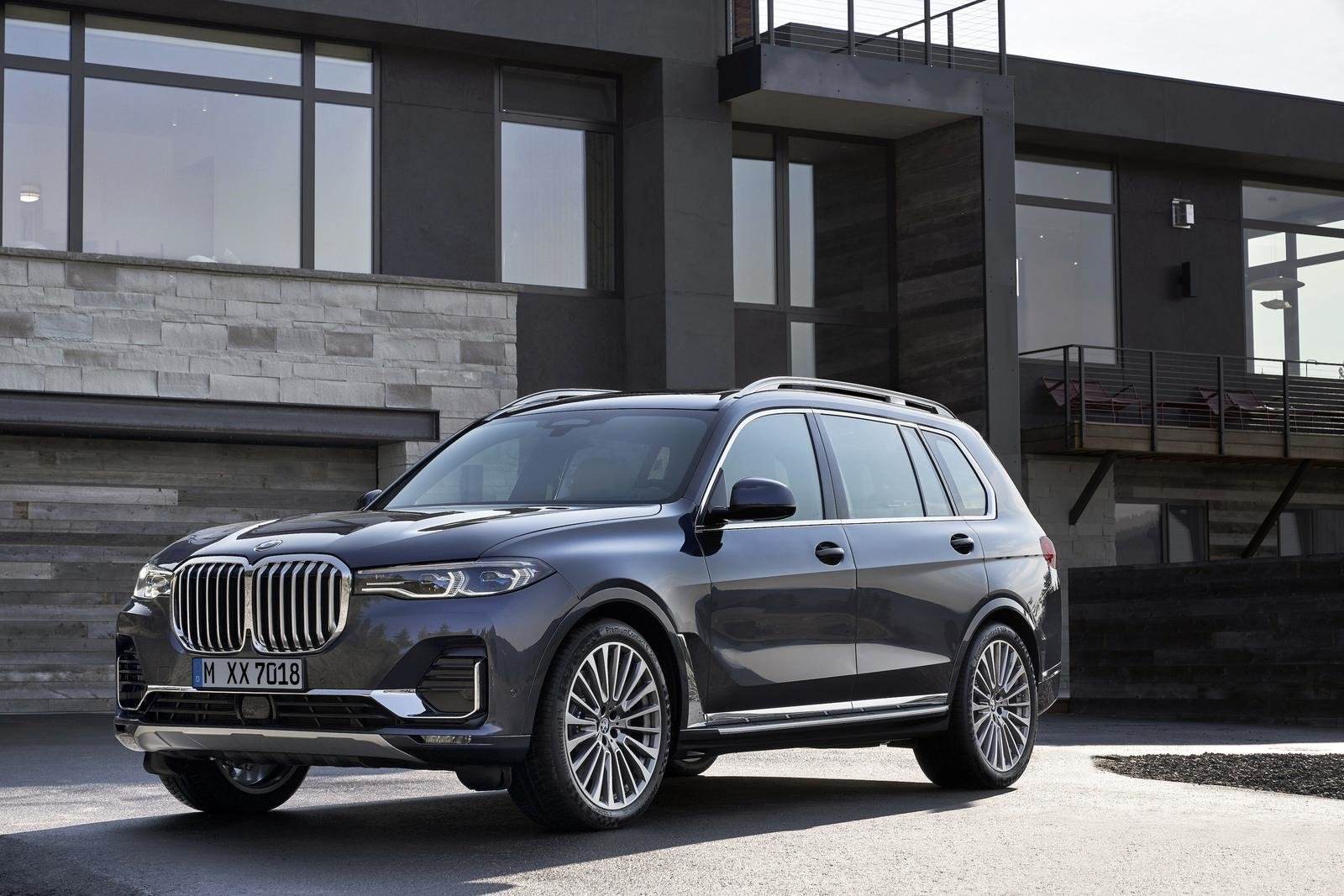 Latest 2019 Bmw X7 Unveiled Top Speed Free Download