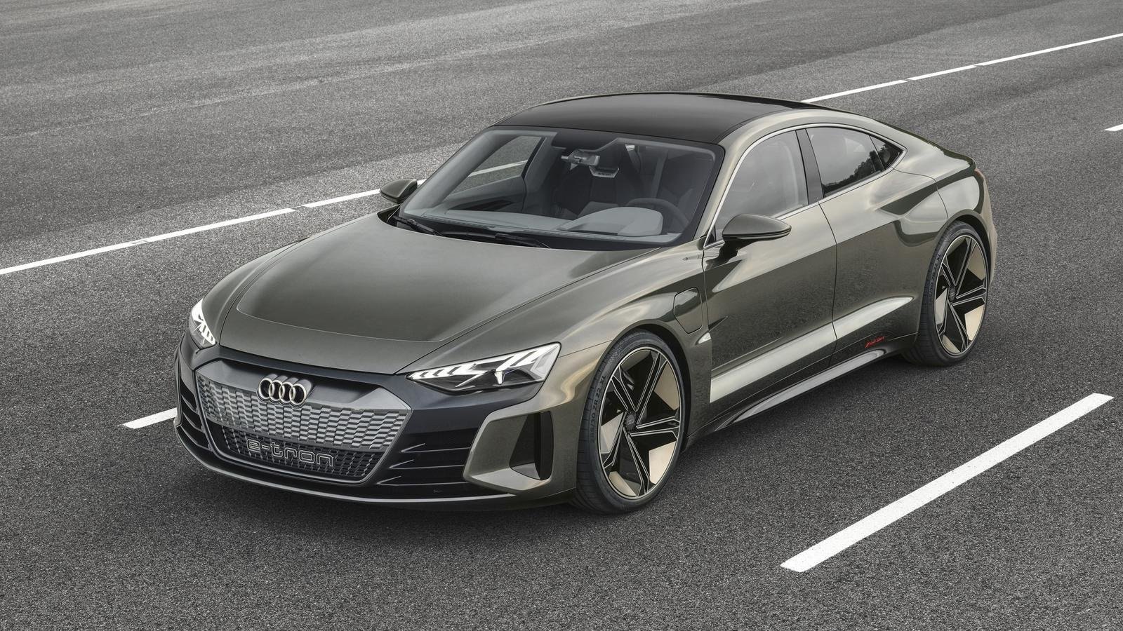 Latest 2018 Audi E Tron Gt Concept Top Speed Free Download