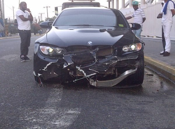 Latest Usain Bolt Crashes Bmw M3 In Jamaica In Olympic Lead Up Free Download
