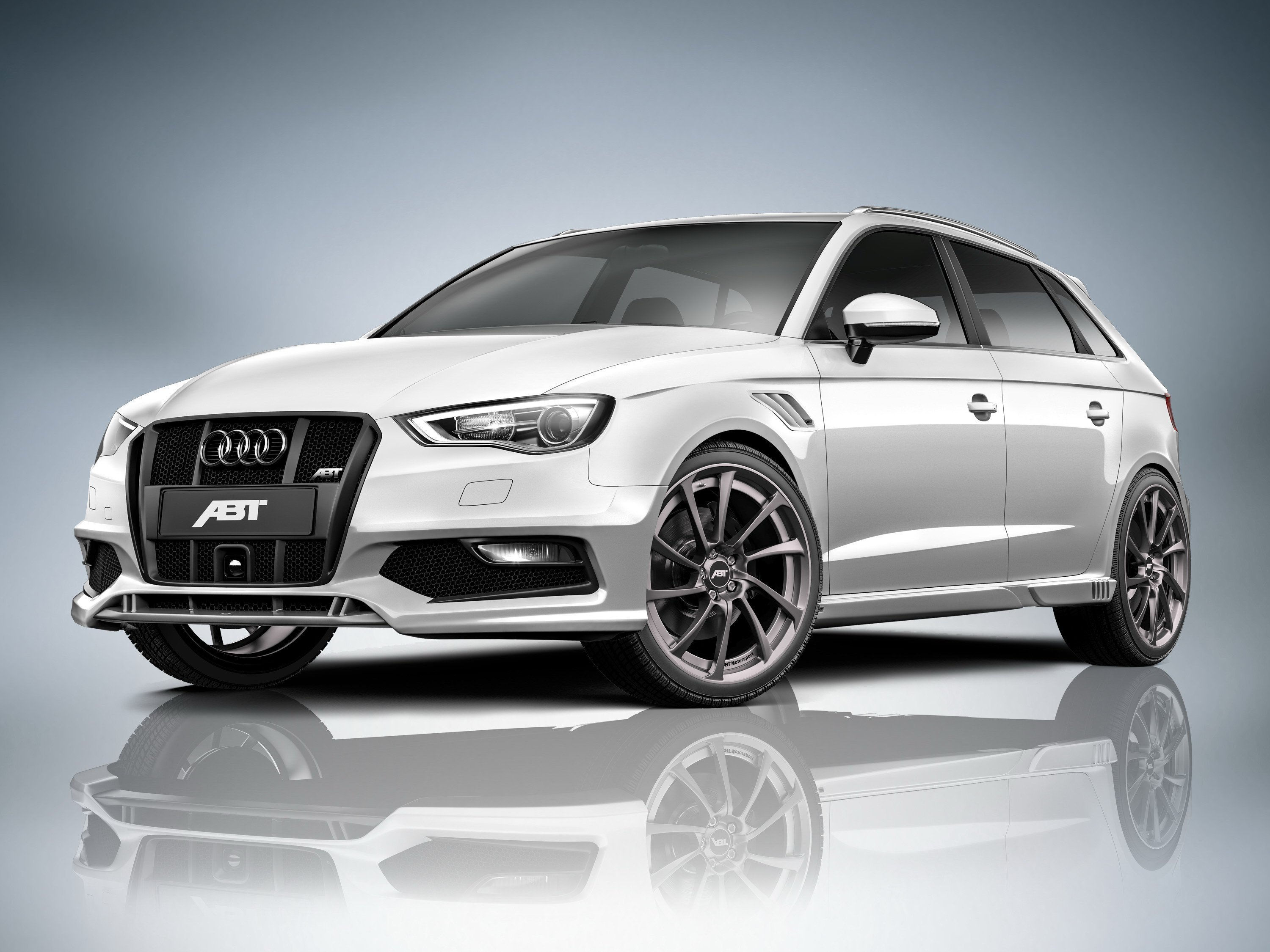 Latest 2013 Audi As3 Sportback By Abt Sportsline Review Top Speed Free Download