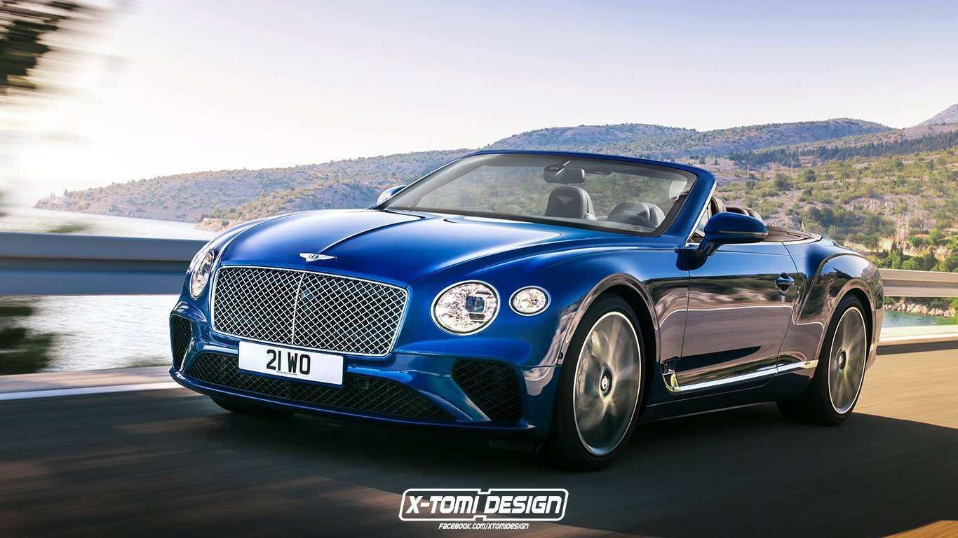Latest 2018 Bentley Continental Gtc Review Top Speed Free Download