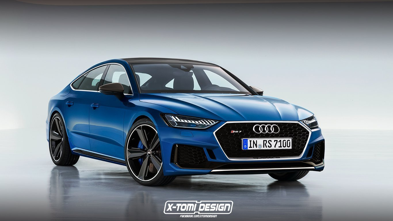 Latest 2019 Audi Rs7 Sportback Top Speed Free Download