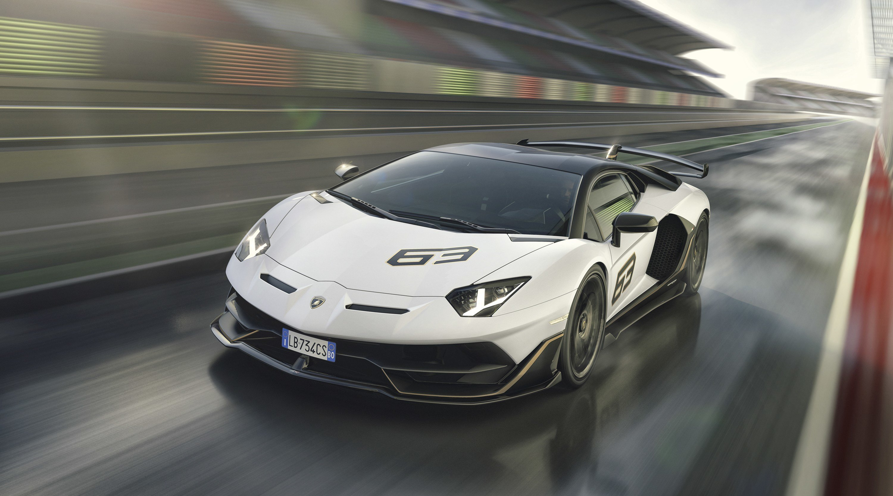 Latest 5 Incredible Facts About The New Lamborghini Aventador Svj Free Download