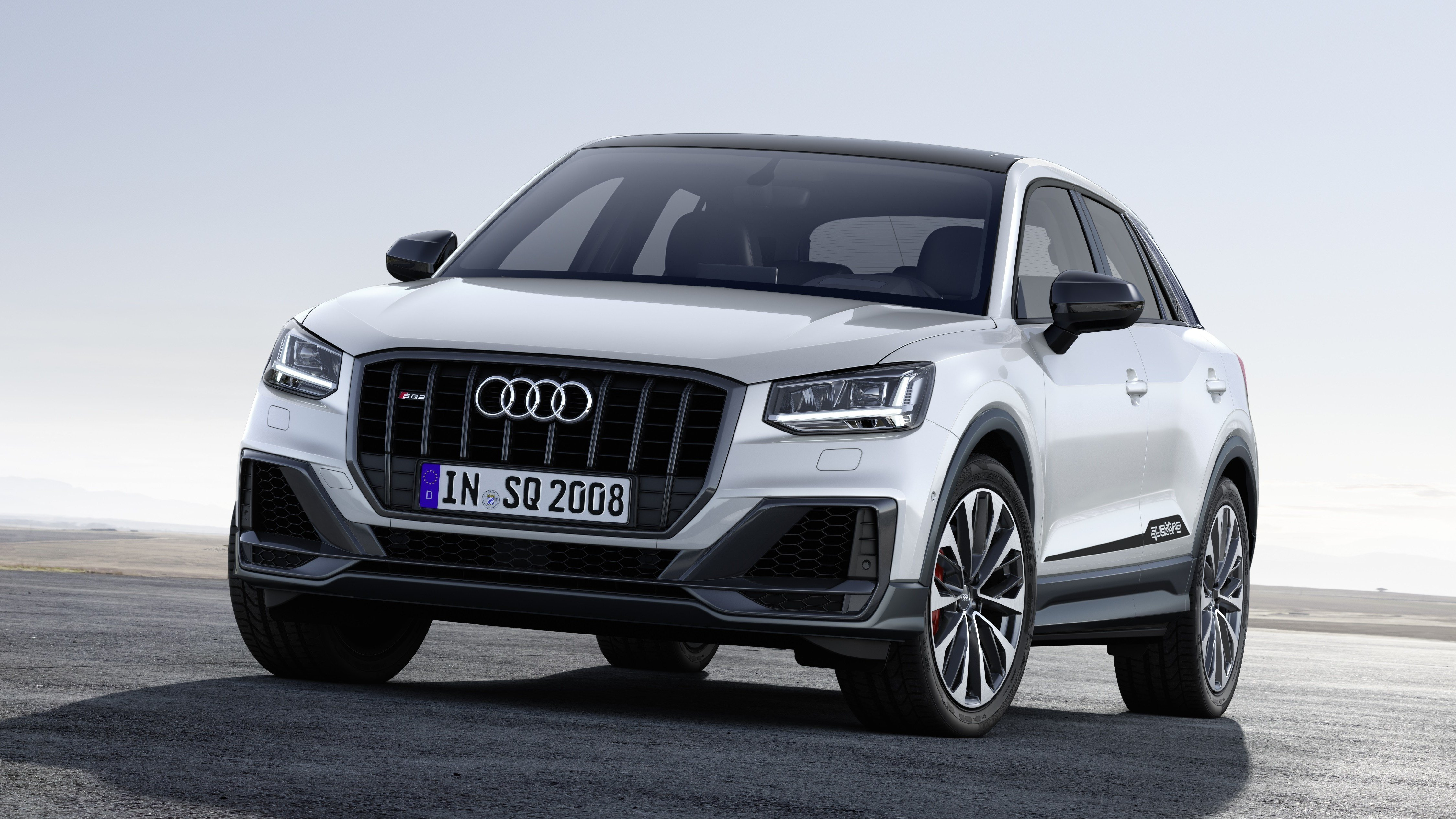 Latest The 2019 Audi Sq2 Delivers Nearly 300 Horsepower And A 4 8 Free Download