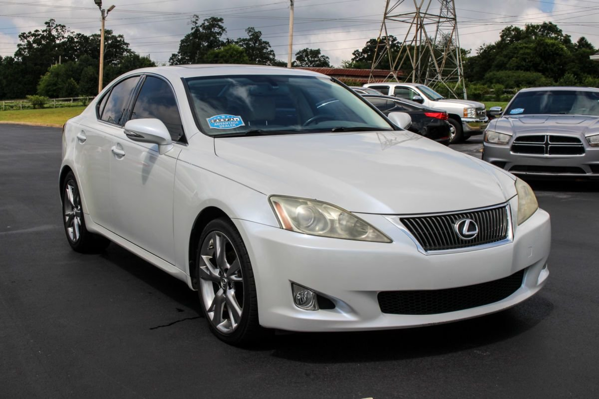 Latest 2009 White Lexus Is 250 Trust Auto Used Cars Free Download