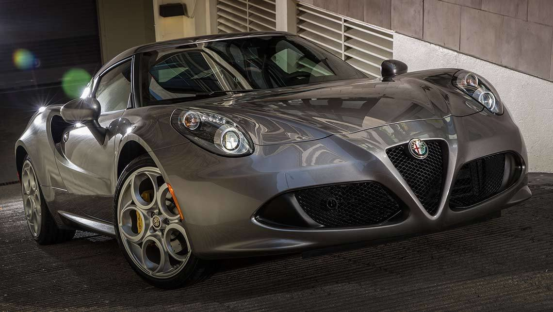 Latest 2015 Alfa Romeo 4C New Car Sales Price Car News Free Download