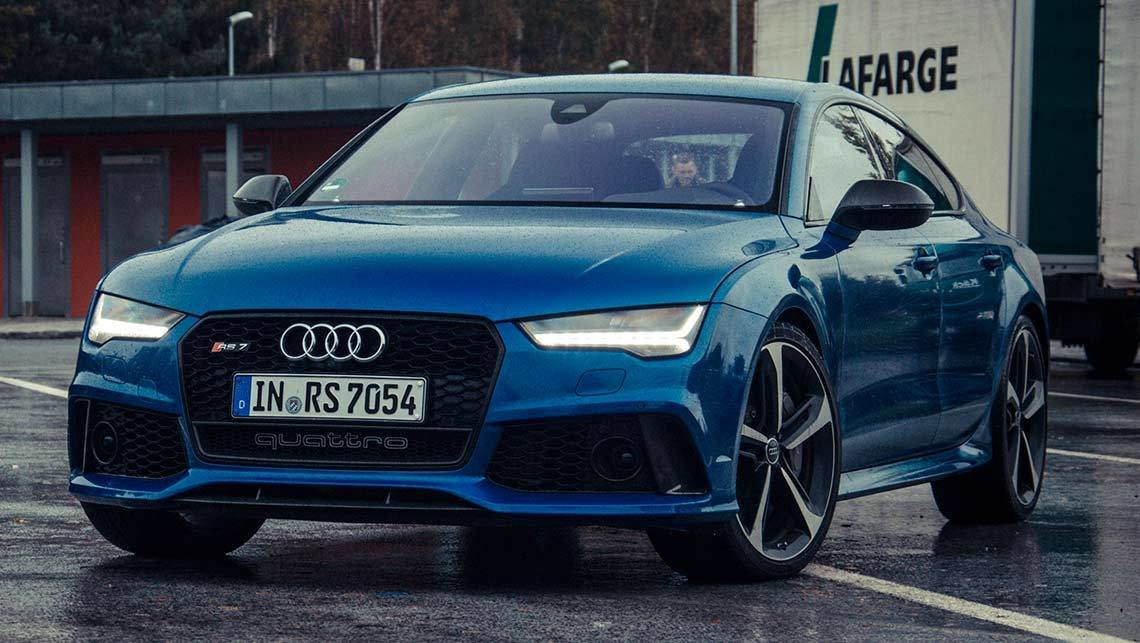 Latest Audi Rs7 2015 Review Carsguide Free Download