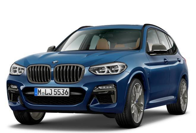 Latest Bmw Launches New X3 At Rs 49 99 56 7 Lakh In India Free Download