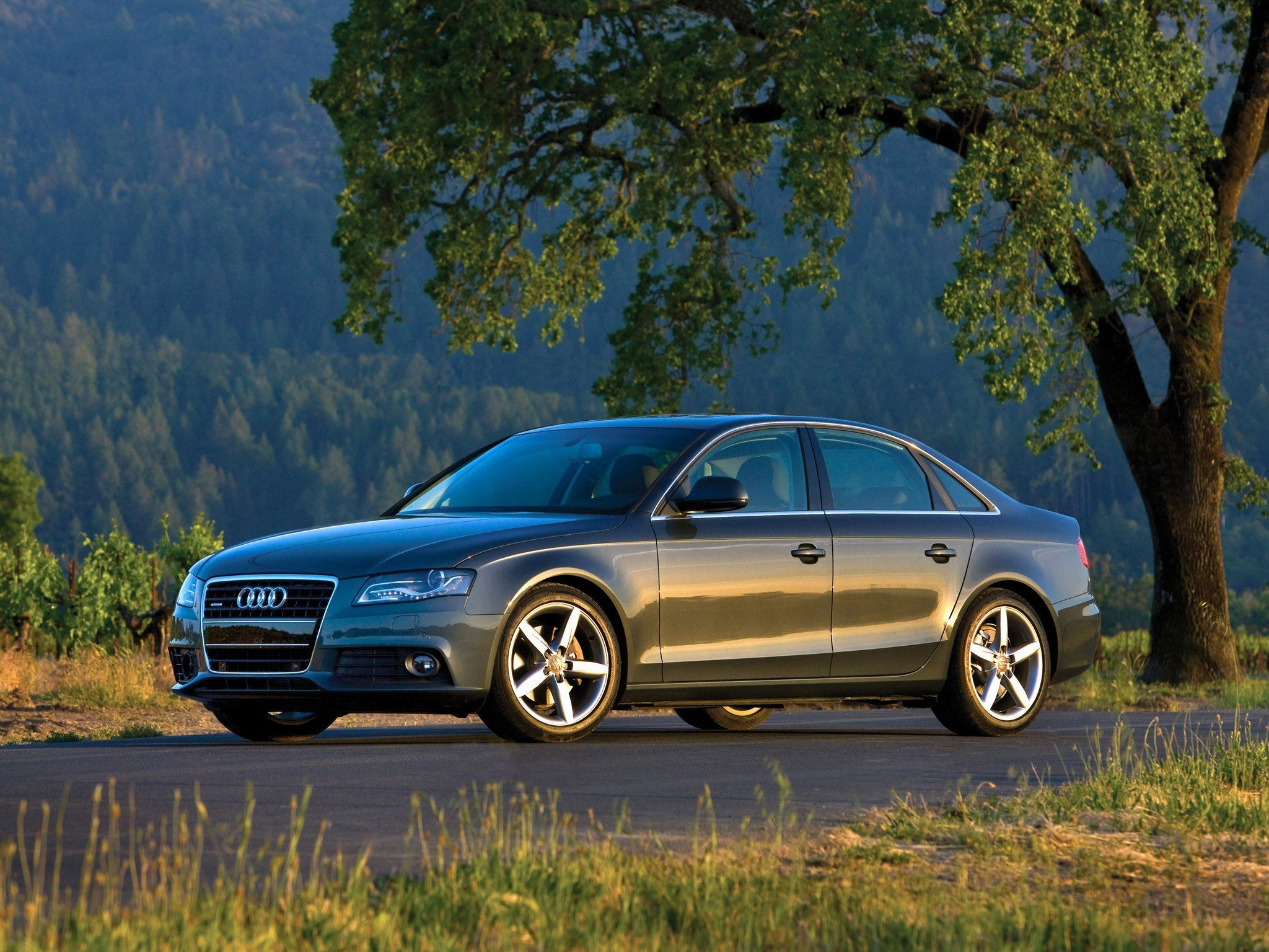 Latest Audi A4 Specs 2007 2008 2009 2010 2011 2012 Free Download