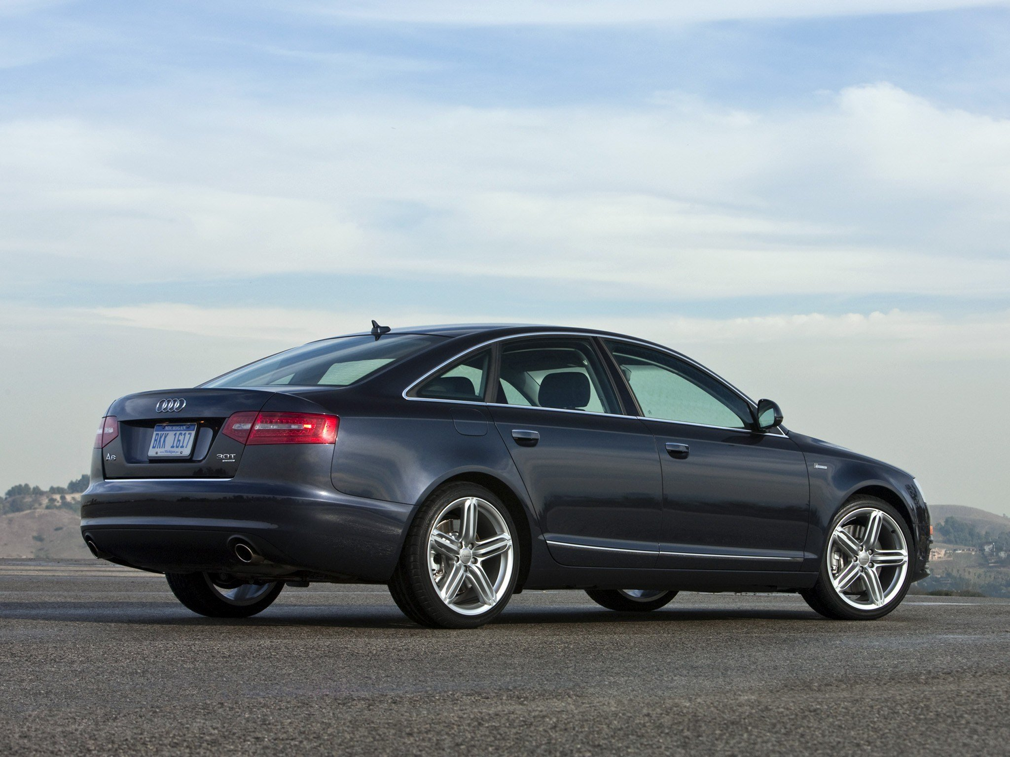 Latest Audi A6 Specs Photos 2008 2009 2010 2011 Free Download