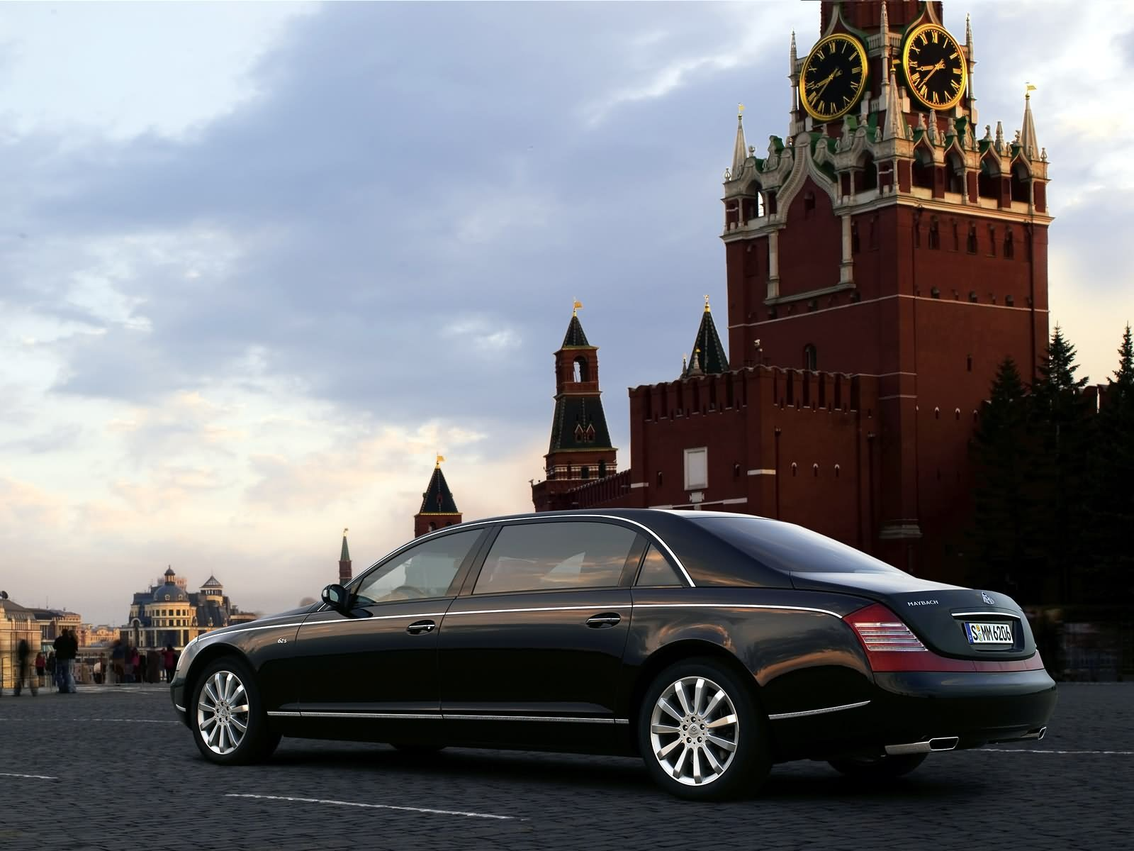 Latest Maybach 62 Spezial V240 Specs Photos 2006 2007 Free Download