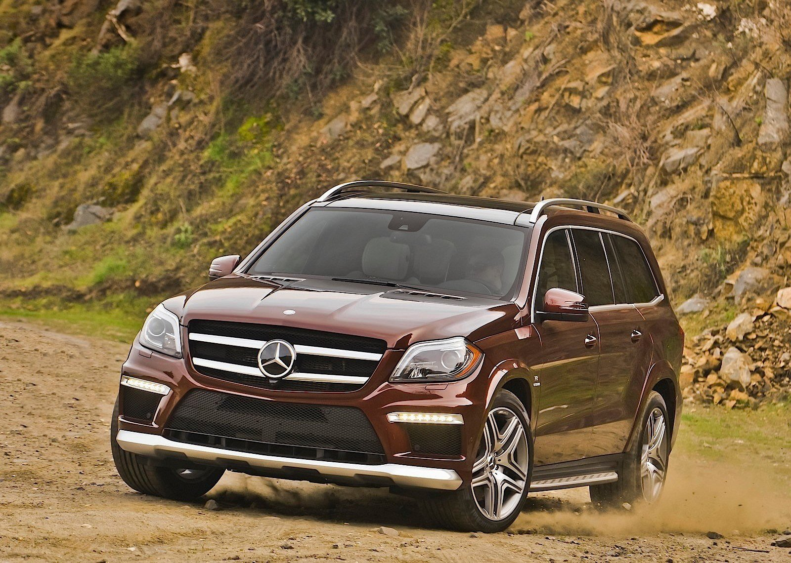 Latest Mercedes Benz Gl 63 Amg X166 Specs Photos 2012 2013 Free Download
