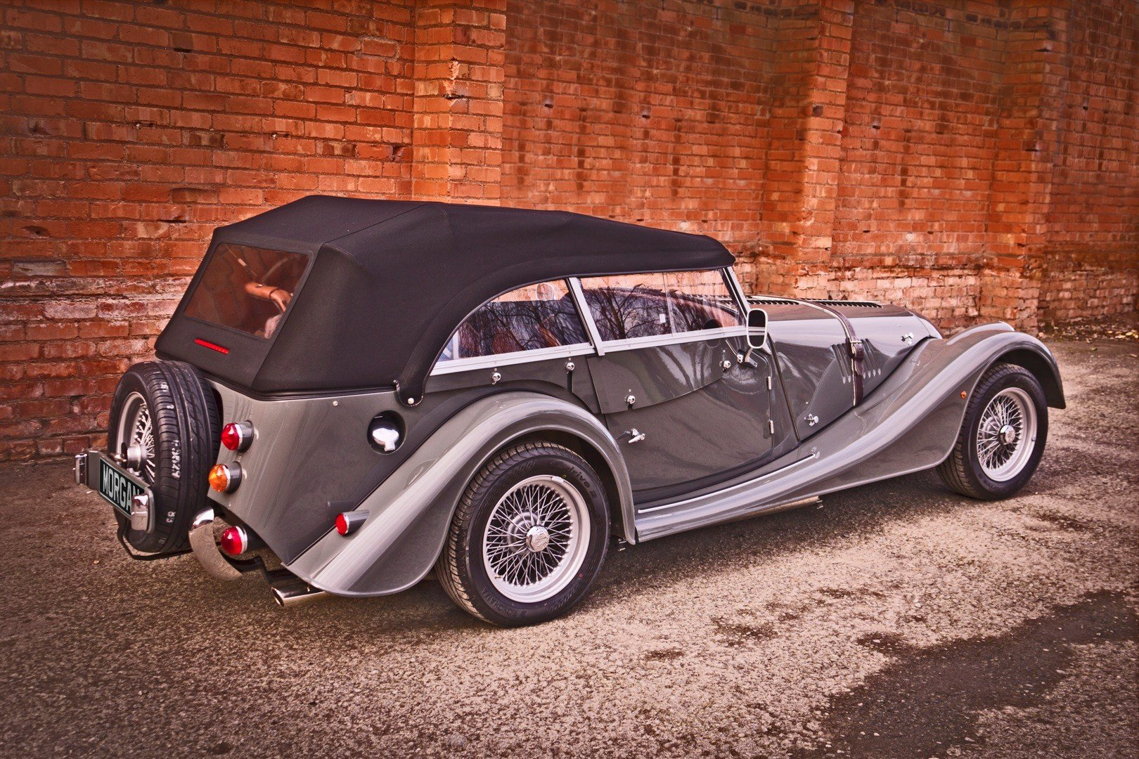 Latest Morgan Plus 4 4 Seater Specs Photos 2006 2007 2008 Free Download