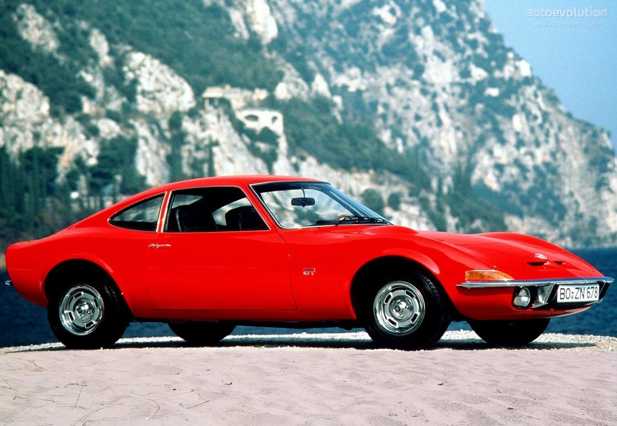 Latest Opel Gt Specs Photos 1968 1969 1970 1971 1972 Free Download
