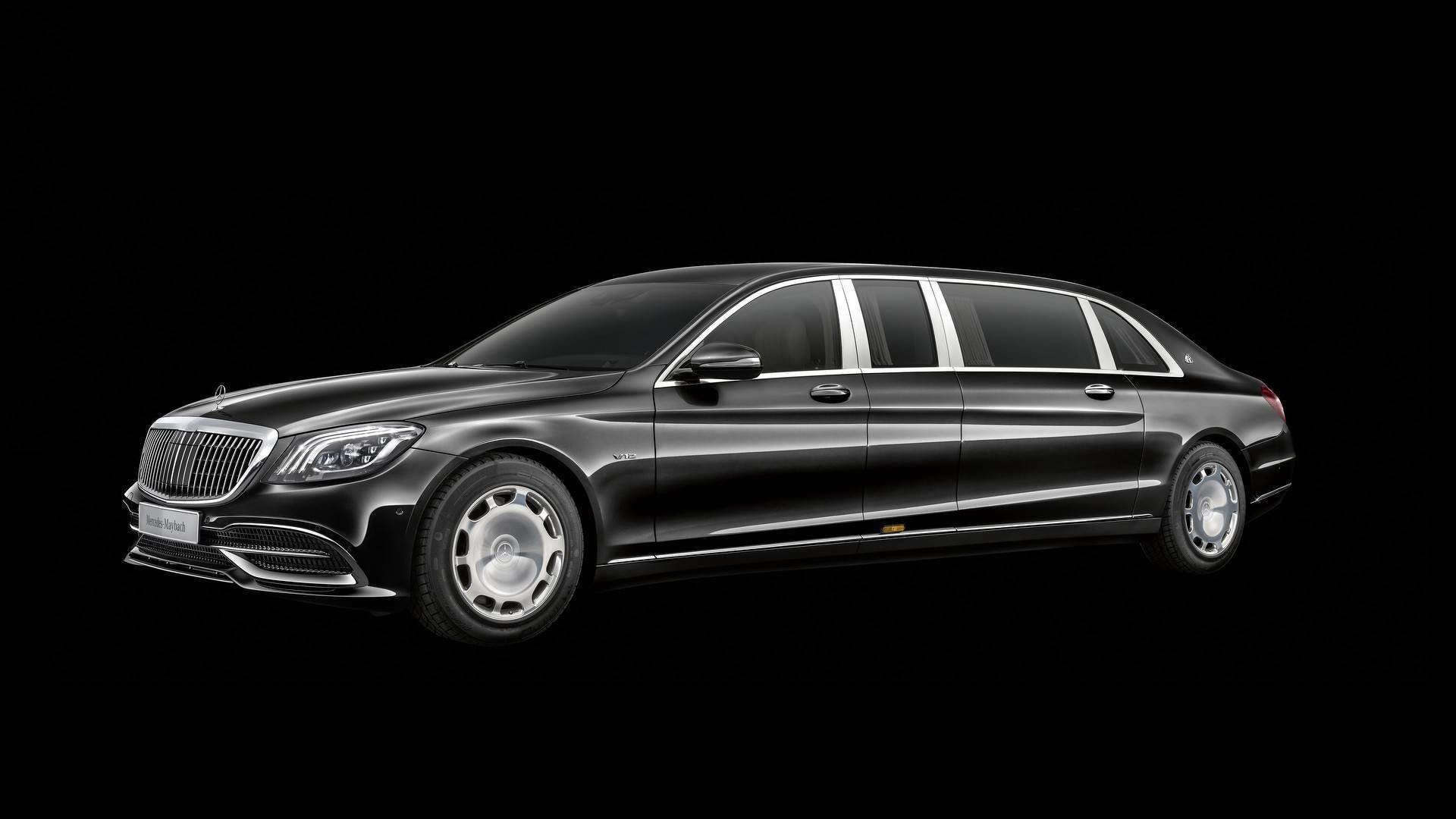 Latest 2019 Mercedes Maybach S650 Pullman Will Set You Back Half Free Download