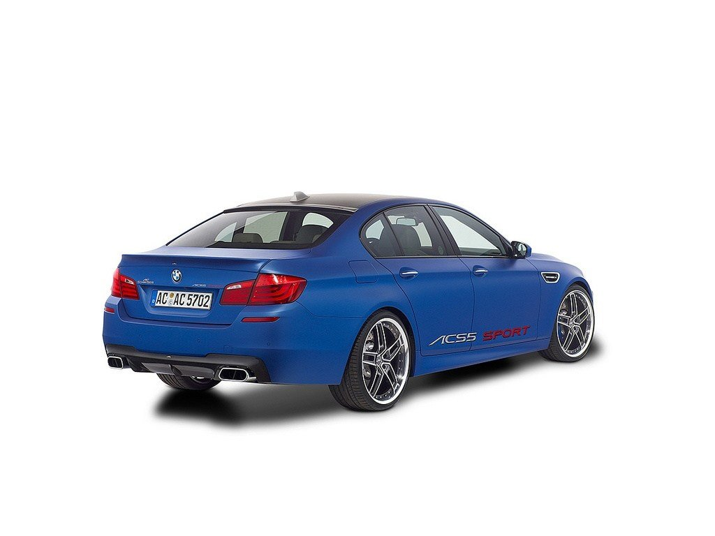 Latest Ac Schnitzer Tuned 2012 Bmw M5 Acs5 Sport Autoevolution Free Download