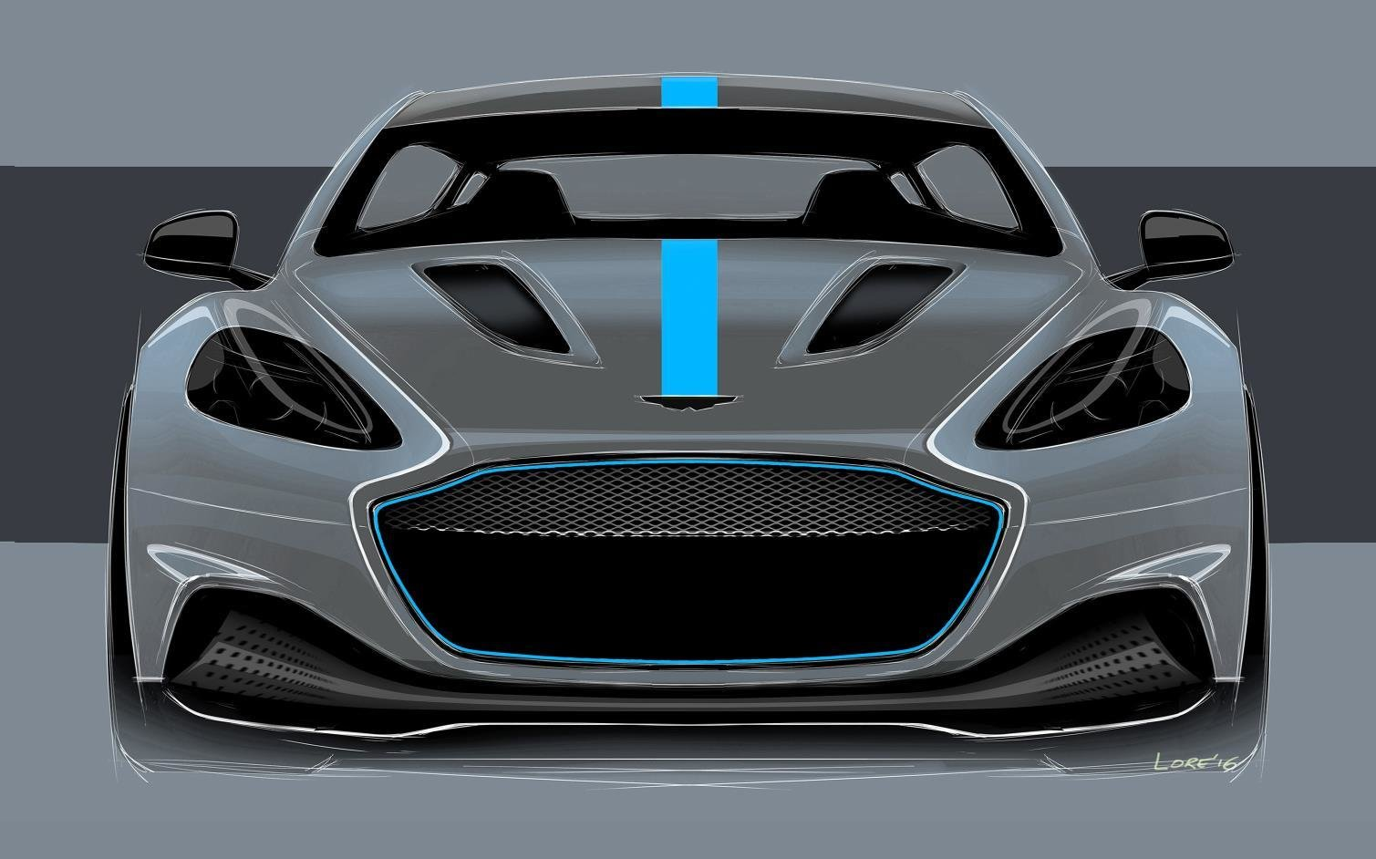 Latest Aston Martin Rapide Confirmed For Production Only 155 Free Download