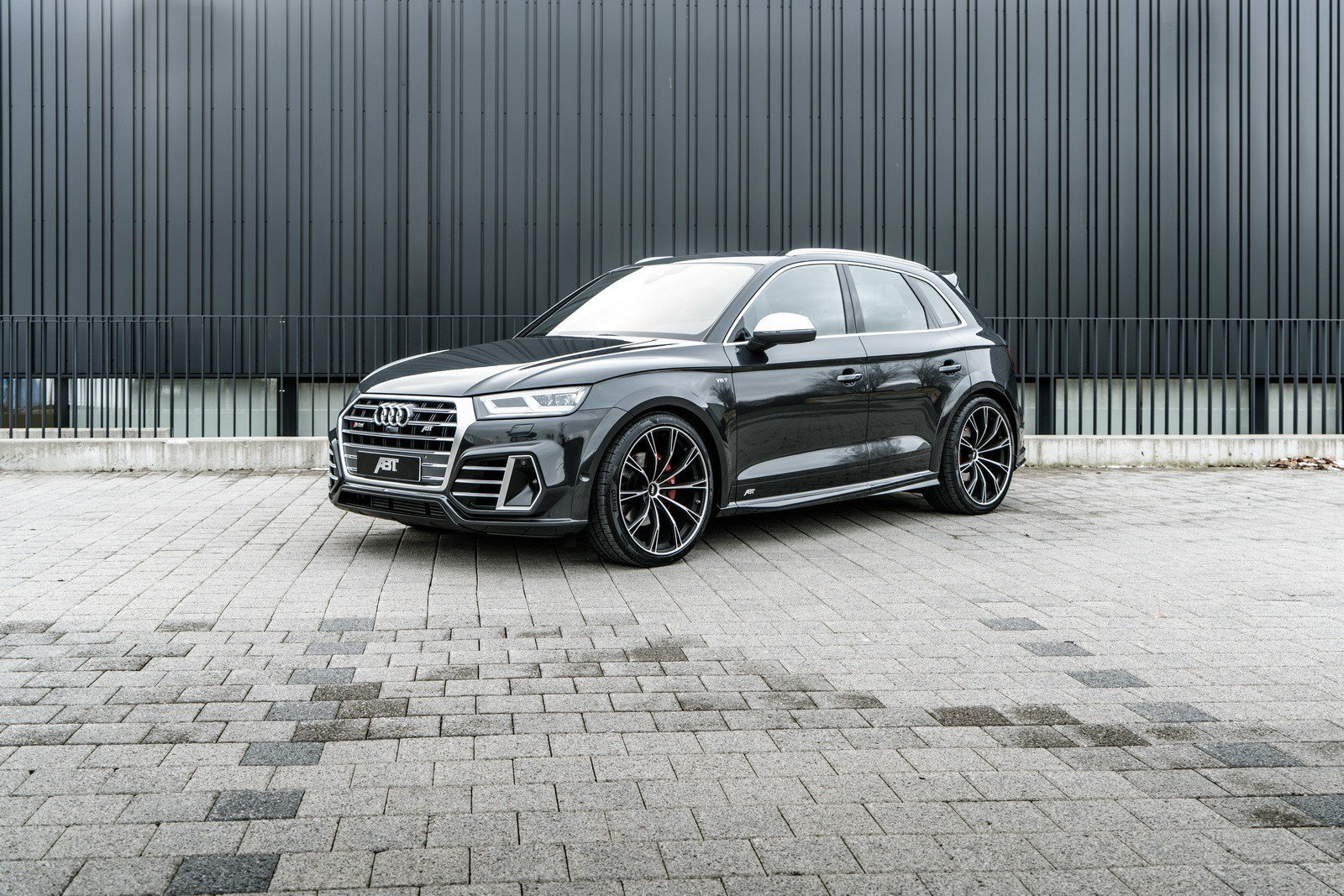 Latest Audi Sq5 Tuning By Abt Includes Widebody Kit And 425 Hp Free Download