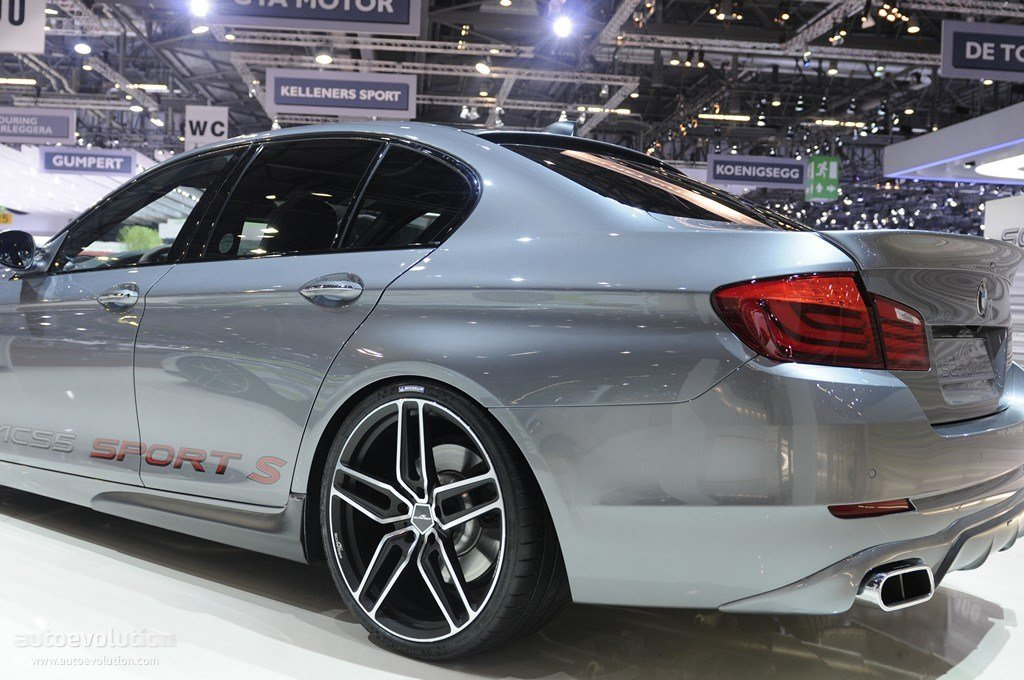 Latest Geneva 2011 Ac Schnitzer Acs5 Sport S Live Photos Free Download