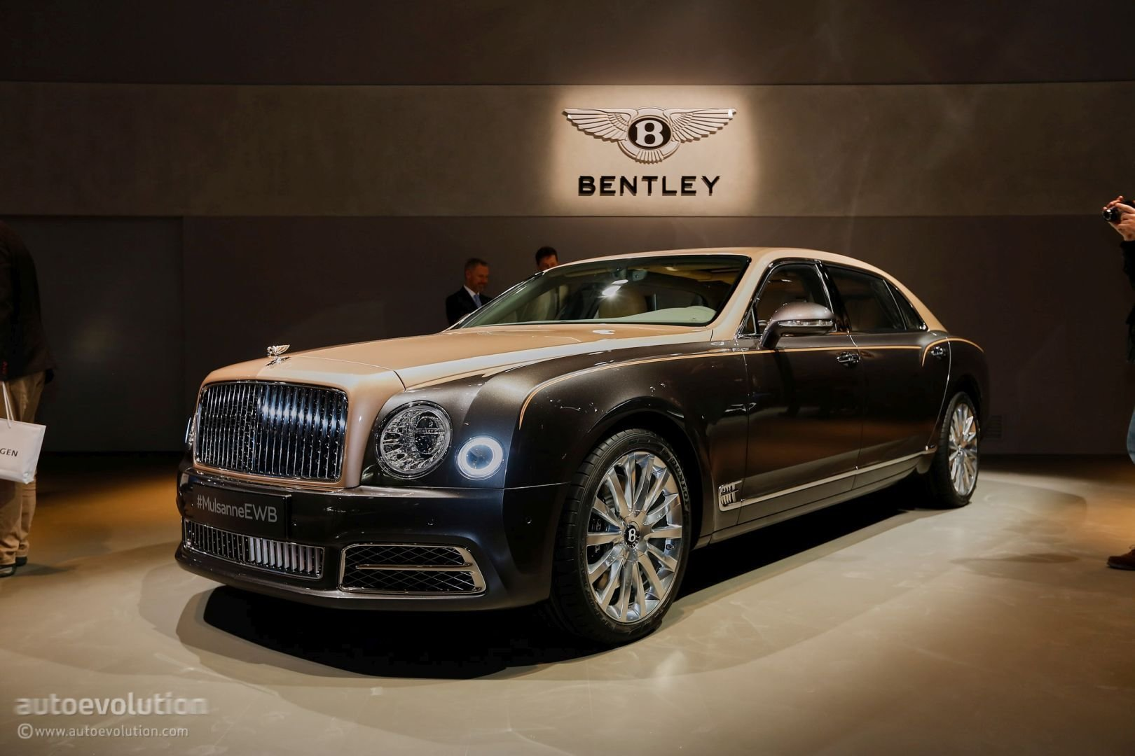 Latest How Bentley Made The Mulsanne Ewb Long Wheelbase Look Free Download