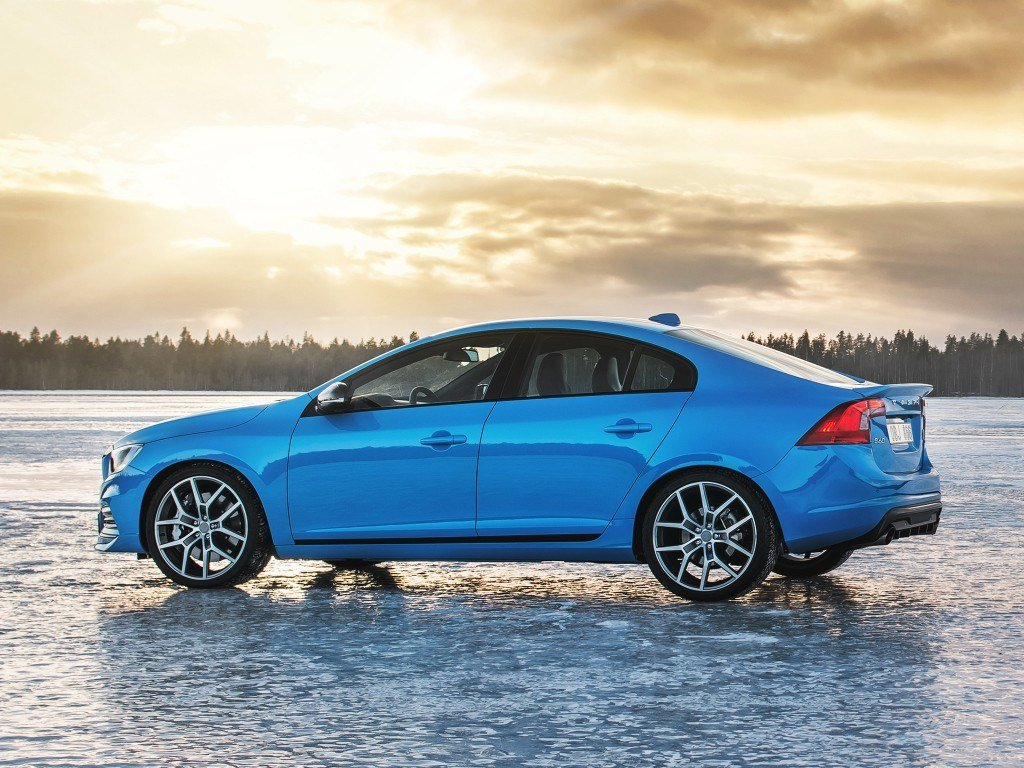 Latest Volvo On Track To Manufacture All New S60 From 2018 At U S Free Download
