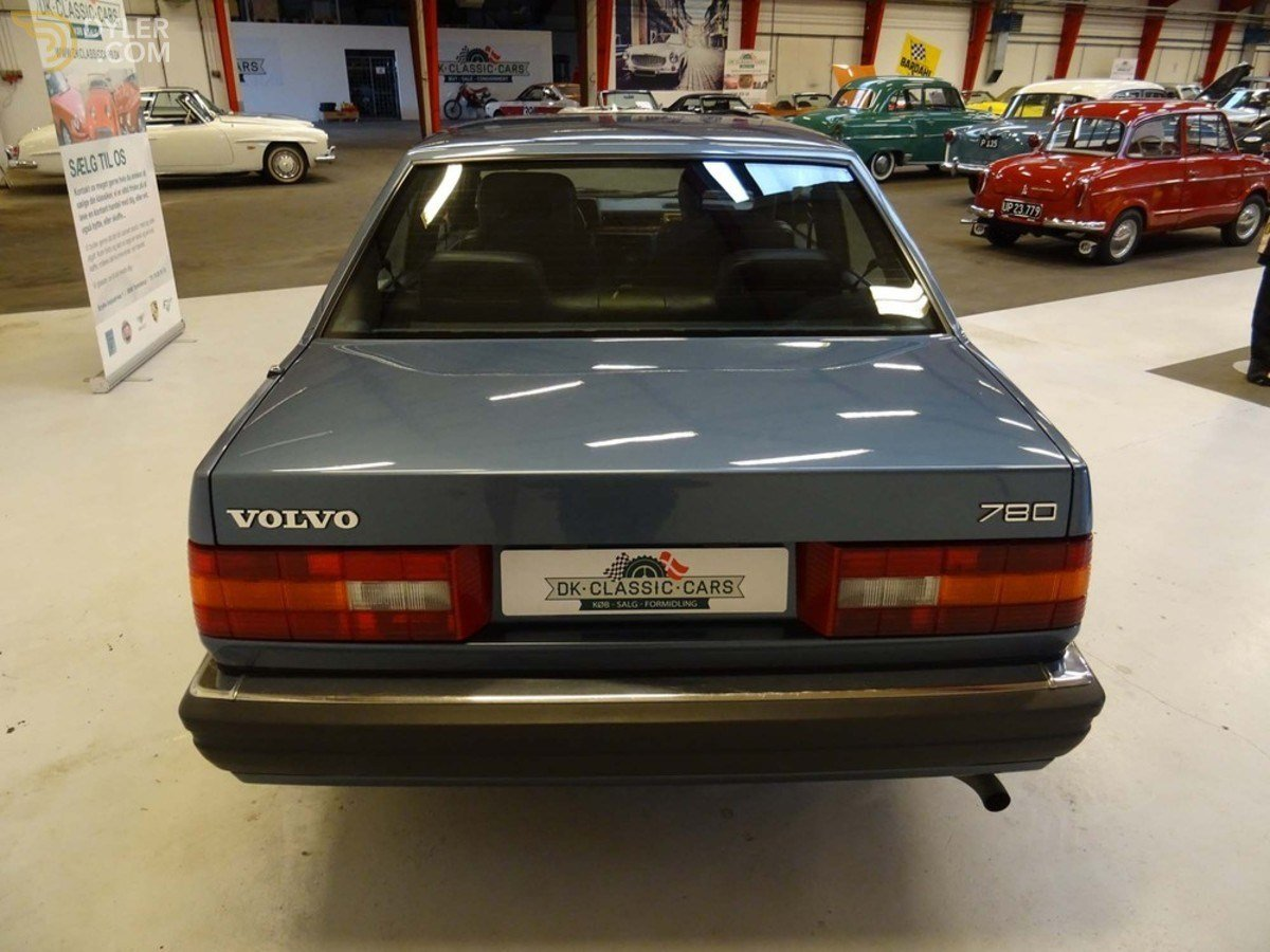 Latest Classic 1987 Volvo 780 Bertone Coupe For Sale 3734 Dyler Free Download