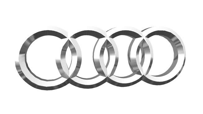 Latest Logo Audi 3D Warehouse Free Download