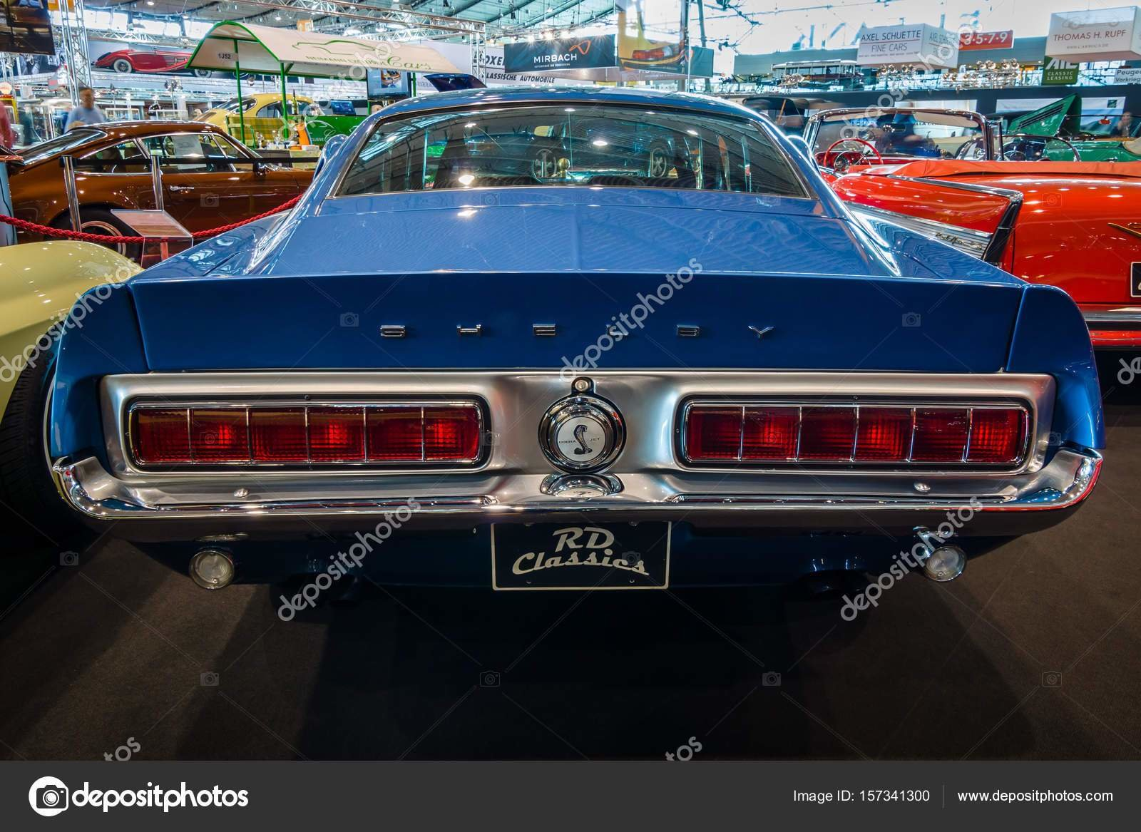 Latest Muscle Car Ford Mustang Shelby Gt500Kr 1968 – Stock Free Download