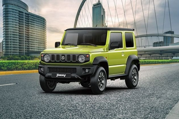 Latest Maruti Jimny Price In India Launch Date Images Spec Free Download
