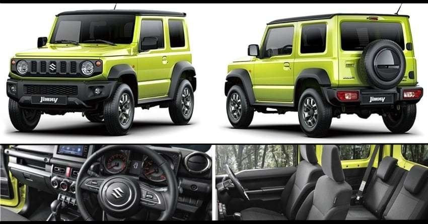 Latest 5 Reasons Why Maruti Should Launch The New Suzuki Jimny In Free Download