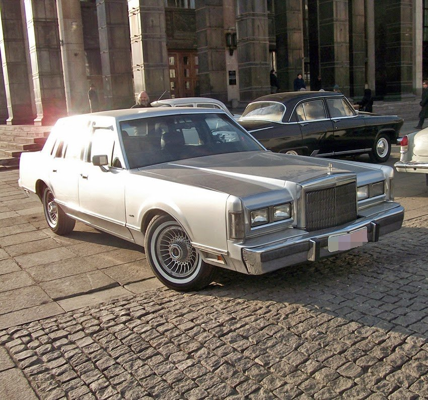 Latest Soapbox Photos Cars Lincoln Town Car Volgas X 3 Pobeda Free Download