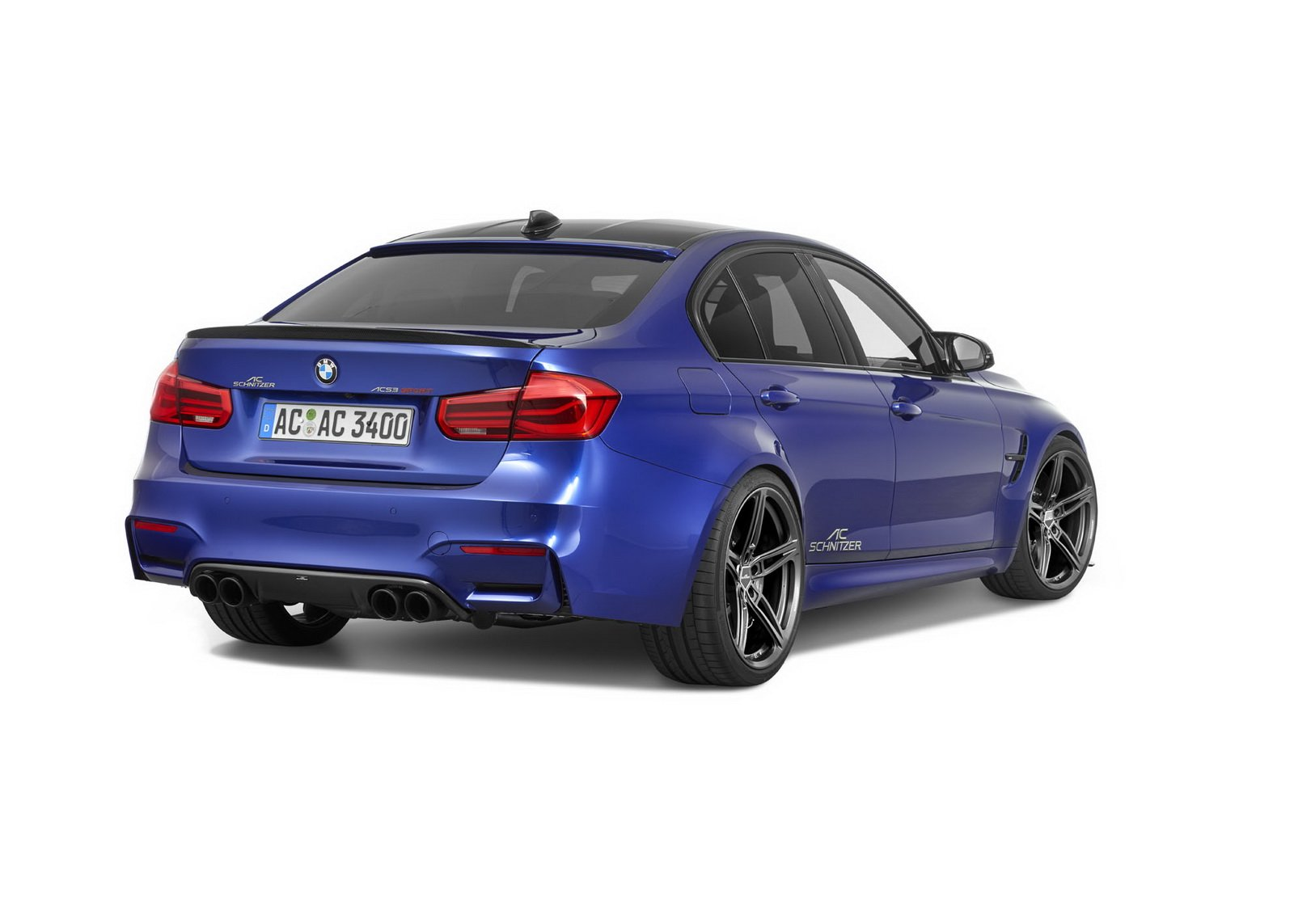 Latest Ac Schnitzer Leaves Its Mark On The Bmw M3 And M4 Carscoops Free Download