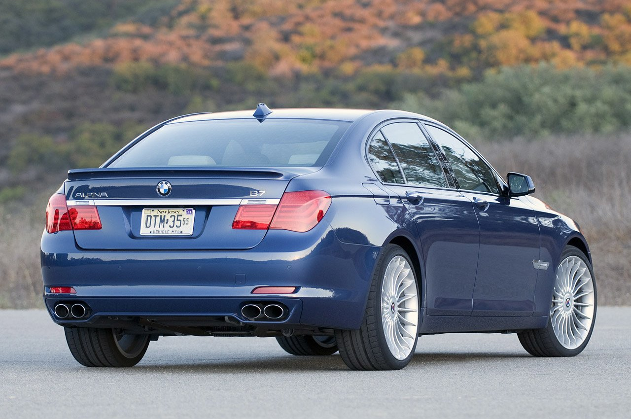 Latest 2012 Bmw Alpina B7 Autos Car Free Download