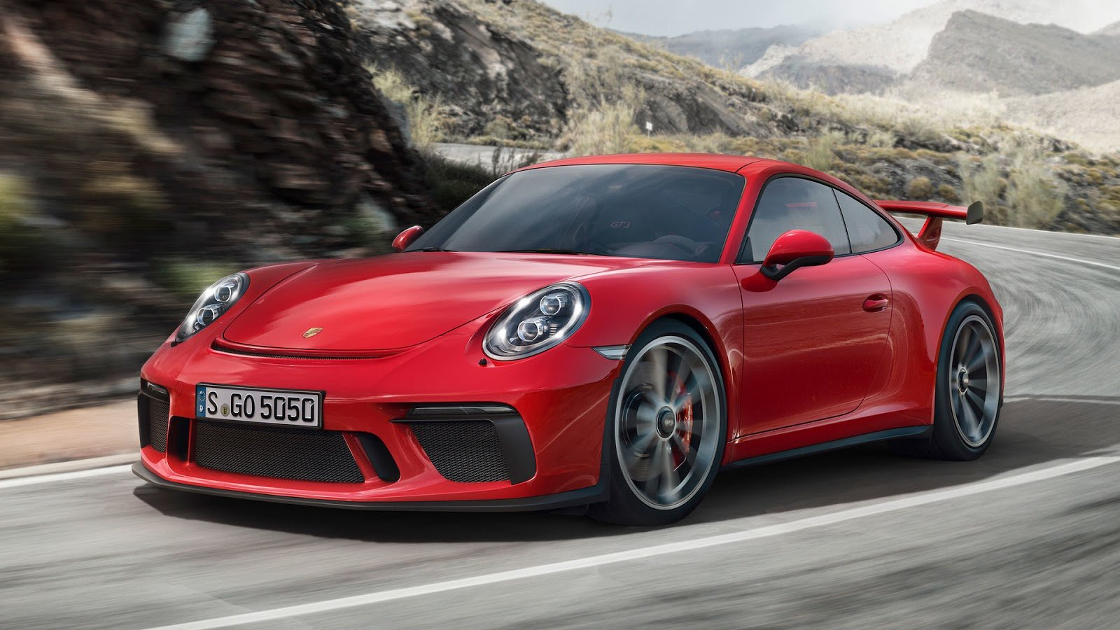 Latest 2018 Porsche 911 Gt3 Bows With 500 Hp 4 Liter And Six Free Download Original 1024 x 768