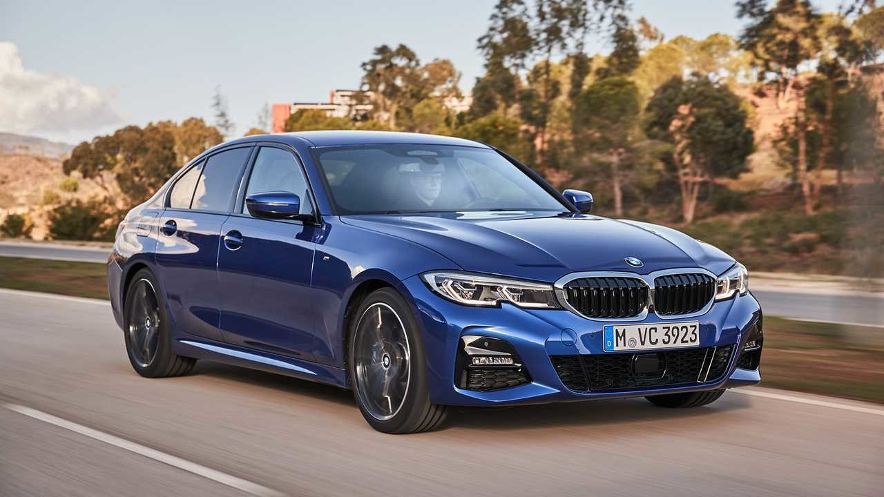 Latest 2019 Bmw 3 Series First Drive Doing Everything To Its Free Download