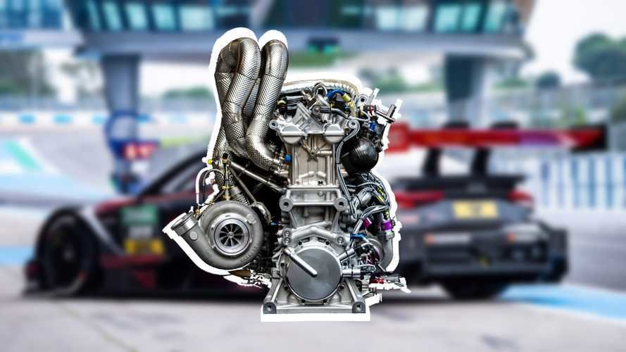 Latest Audi S New Four Cylinder Race Engine Has A Ridiculous 610 Hp Free Download