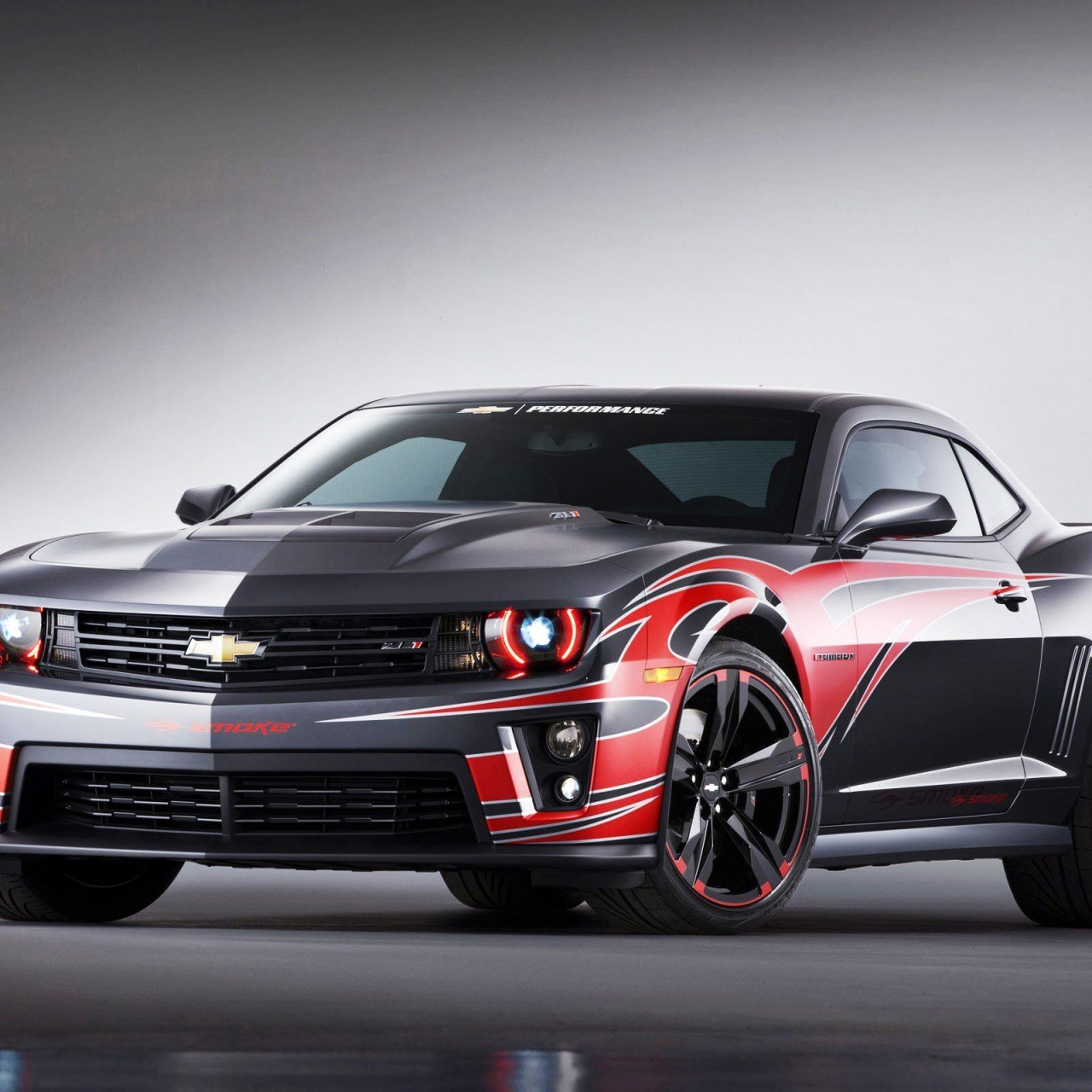 Latest Chevy Muscle Car Wallpaper Wallpapersafari Free Download