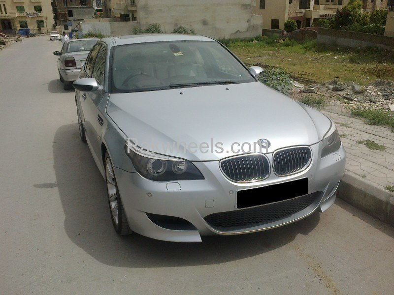 Latest A Rare 2006 Bmw M5 For Sale In Pakistan Pakwheels Blog Free Download
