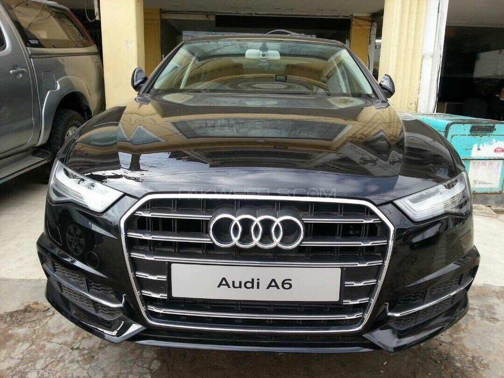 Latest Audi A6 2017 For Sale In Karachi Pakwheels Free Download