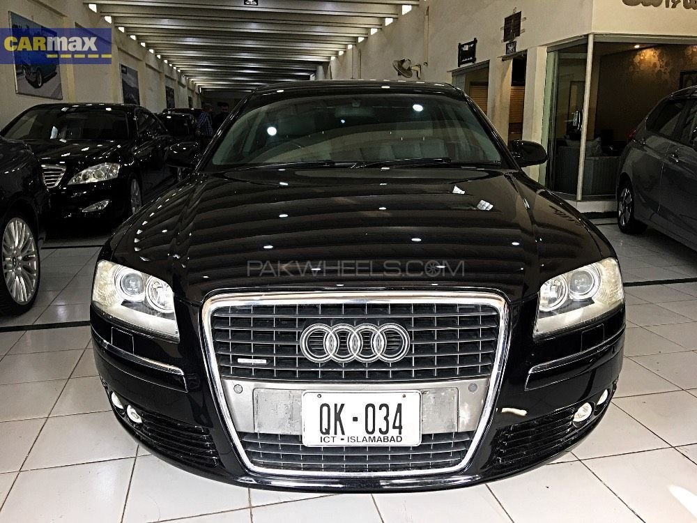 Latest Audi A8 2006 For Sale In Lahore Pakwheels Free Download